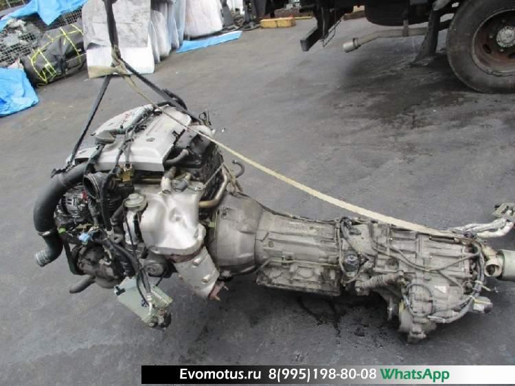 двигатель  ZD30DDTI на NISSAN TERRANO TR50 (Ниссан Террано)