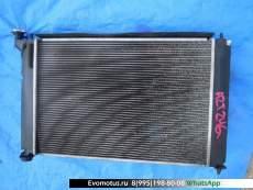 Радиатор двигателя  1AZ TOYOTA CALDINA AZT246  (Тойота Калдина)
