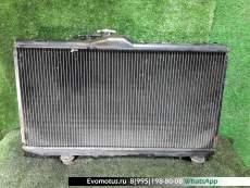Радиатор двигателя  2C TOYOTA COROLLA CE114  (Тойота Королла)
