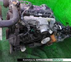 двигатель SL MAZDA TITAN WGLAD  (мазда титан) ПУЧКОВОЕ, МЕХ.ТНВД