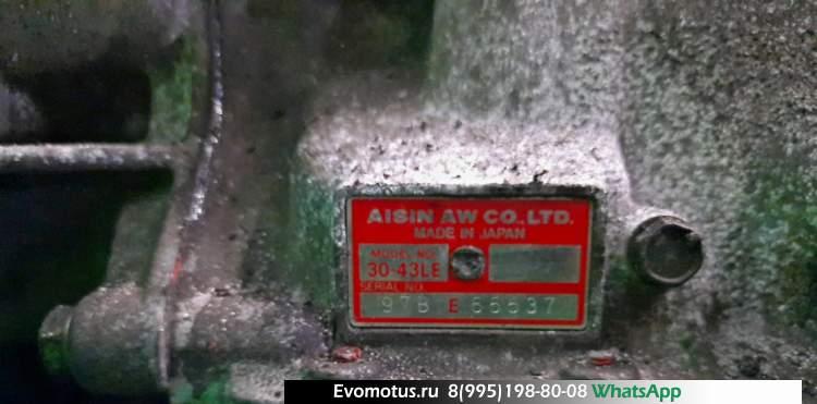 АКПП 30-43LE на 6G72 MITSUBISHI CHALLENGER K96W (Мицубиси Челленджер)
