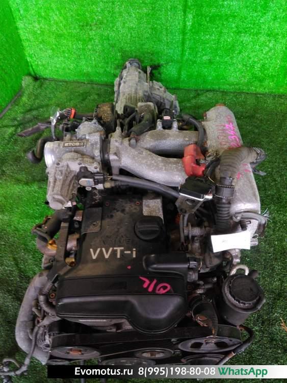 Двигатель 1JZ-GE TOYOTA BREVIS JCG15 (Тойота Бревис)
