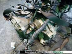 АКПП U440E-02A на 1SZ-FE TOYOTA VITZ SCP10  (Тойота Витц )