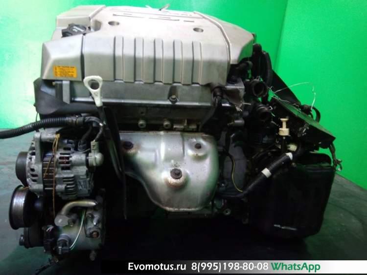 двигатель 6G72 на MITSUBISHI DIAMANTE F36A (мицубиси диамант)