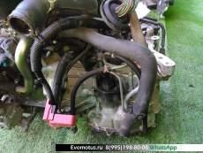 АКПП  на 1KR-FE TOYOTA PASSO KGC30 (Тойота Пассо)