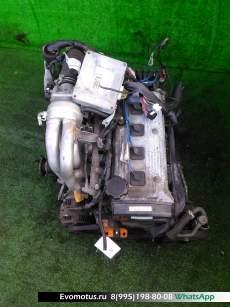 Двигатель 5E-FE TOYOTA RAUM EXZ15 (Тойота Раум)