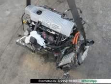 Двигатель 2ZRFXE TOYOTA PRIUS ALPHA ZVW41 (Тойота Приус Альфа)