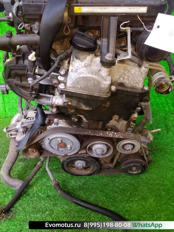 двигатель на 3SZ-VE TOYOTA  RUSH J210E;J200E;J210G;J200G (Тойота Раш)