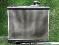 радиатор двигателя K12B на MITSUBISHI DELICA D:2 MA15S  (Мицубиси Делика)