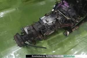 МКПП RT5R41A на ED33 NISSAN ATLAS MGH40 (Ниссан Атлас)