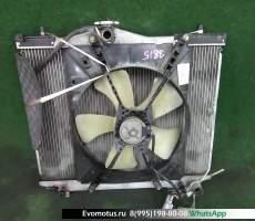 радиатор двс  ef-dem DAIHATSU TERIOS KID j111g (Дайхатсу Терриос)