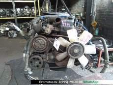 двигатель d5 на MAZDA BONGO se58t (Мазда Бонго)