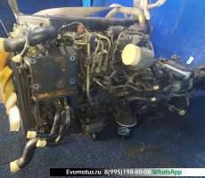 двигатель 4HL1 ISUZU ELF (исузу эльф)
