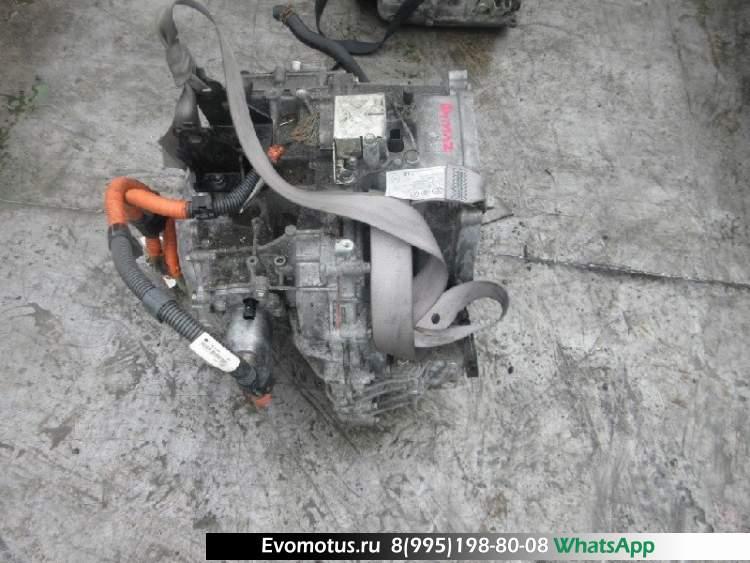 АКПП P410 01A на 2ZR FXE TOYOTA PRIUS ALPHA ZVW40 (Тойота Приус Альфа)