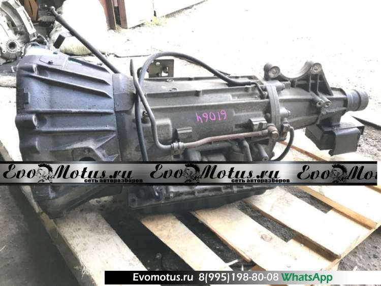 АКПП BM701 на WLT MAZDA BONGO FRIENDEE SGLW (Мазда Бонго Френди)