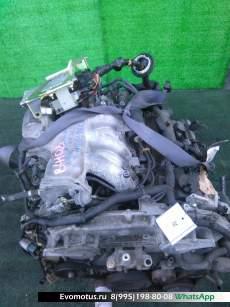 двигатель  VQ35DE на NISSAN PRESAGE PNU31 (Ниссан Пресаж)