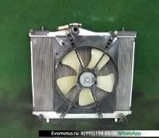 радиатор двс  ef-dem DAIHATSU TERIOS KID j131g (Дайхатсу Терриос)