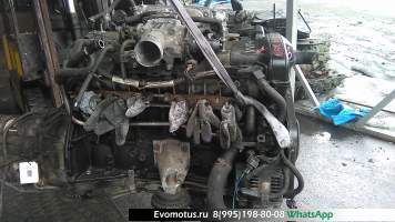 двигатель 2JZ на TOYOTA CHASER JZX101 (тойота чайзер)