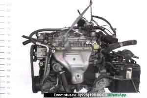 двигатель fp-de на MAZDA PREMACY cp8w (Мазда Примаси) 4вд