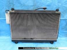 Радиатор двигателя  1az TOYOTA NOAH AZR60  (Тойота Ноах)
