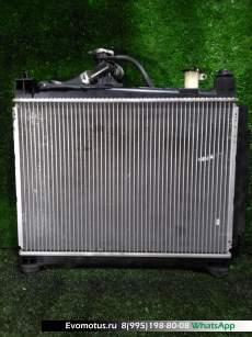 Радиатор двигателя  1NZ-FE TOYOTA IST NCP60  (Тойота Ист)