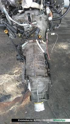 АКПП TZ1B4ZDDAA на EJ204 SUBARU LEGACY BH5 (субару легаси)