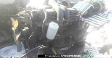 двигатель 6D16 MITSUBISHI FIGHTER FK617 (мицубиси файтер)