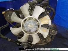Двигатель 4JG2 на ISUZU ELF NHR69E (Исузу Эльф)
