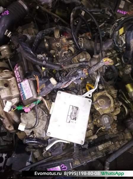 двигатель 2CT TOYOTA CORONA CT190 (Тойота корона )