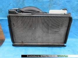 Радиатор двигателя  1JZFSE TOYOTA PROGRES JCG10  (Тойота Прогрес)