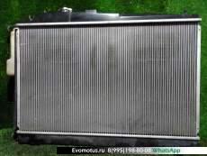 Радиатор двигателя  1MZ-FE TOYOTA ESTIMA MCR30  (Тойота Эстима)