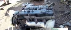 двигатель 4BE1 на ISUZU ELF NKR58 (исузу эльф)