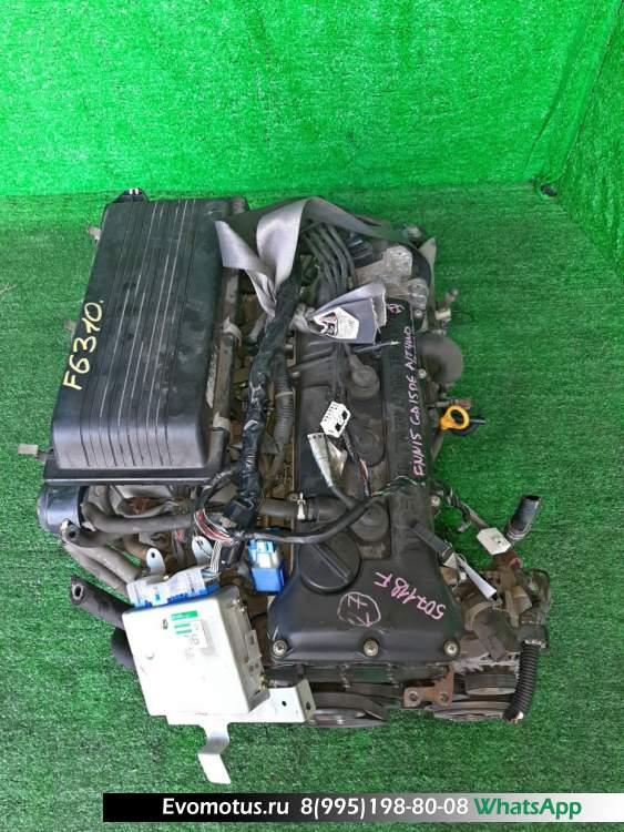 двигатель GA15-DE на NISSAN SUNNY FNB14 (ниссан санни)