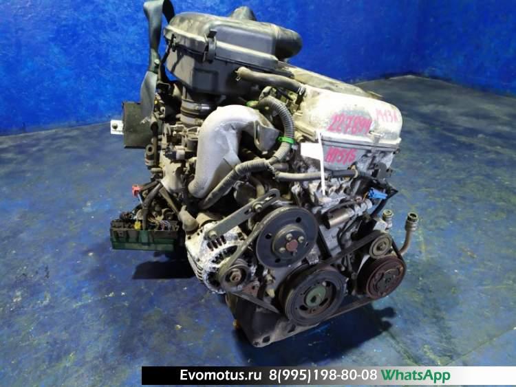 Двигатель M13A на SUZUKI SWIFT HT51S (сузуки свифт)