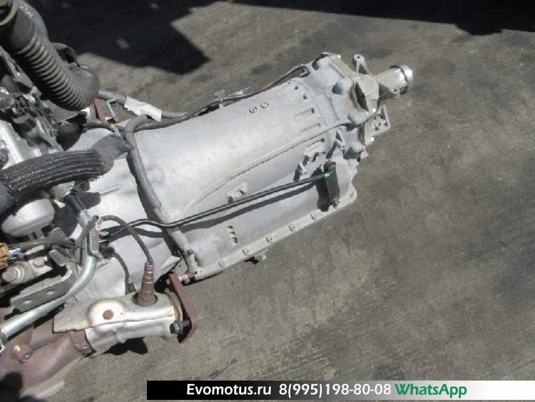 АКПП RE7R01A RC31 на VQ37HR NISSAN  SKYLINE CROSSOVER J50 (Ниссан Скайлайн )