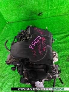Двигатель 1KR-FE TOYOTA VITZ KSP90 (Тойота Витц )