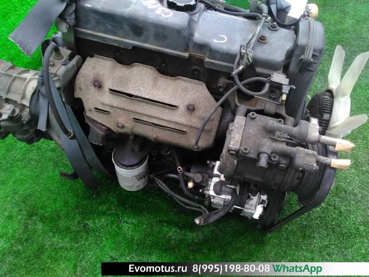 двигатель на 2L TOYOTA  DYNA LY50 (Тойота Дюна)