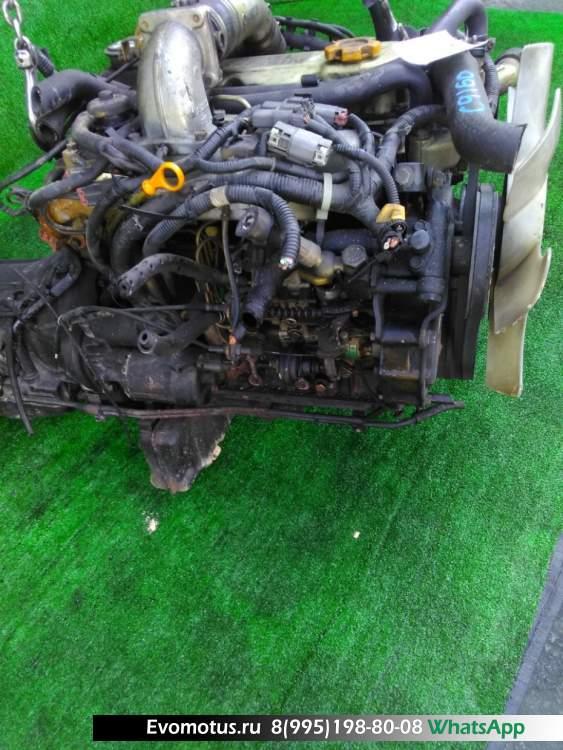 двигатель  TD27BT на NISSAN MISTRAL R20 (Ниссан Мистраль)