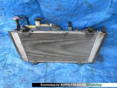 Радиатор двигателя  1nz fxe TOYOTA PRIUS NHW20  (Тойота Приус)