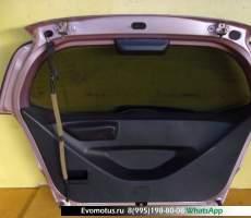 дверь пятая на HONDA FIT GE6 (хонда Фит) серый
