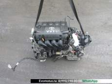 Двигатель 1NZ TOYOTA COROLLA FIELDER NZE121 (Тойота Королла Филдер)