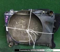 радиатор двс f8 MAZDA BONGO BRAWNY ss88m (Мазда Бонго)