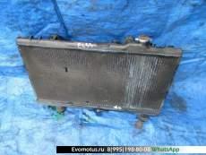 Радиатор двигателя  5E TOYOTA CORSA EL53  (Тойота Корса)