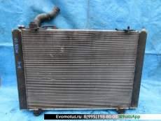 Радиатор двигателя  1MZFE TOYOTA ALPHARD MNH10  (Тойота Альфард)