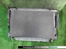 Радиатор двигателя  2AZ-FXE TOYOTA ALPHARD ANH20  (Тойота Альфард)