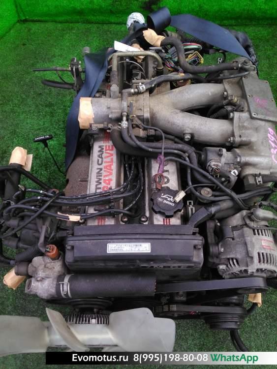 двигатель на 7M-GE TOYOTA  CROWN MS137 (Тойота Краун)