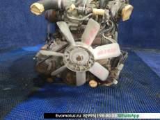 Двигатель DYNA BU102 19000-58800 496781