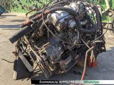 двигатель 4M50 MITSUBISHI CANTER FE71DB (мицубиси кантер) COMMON RAIL