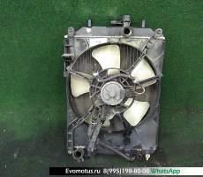 радиатор двс  ef-ve DAIHATSU MOVE LATTE l550s (Дайхатсу Мув)