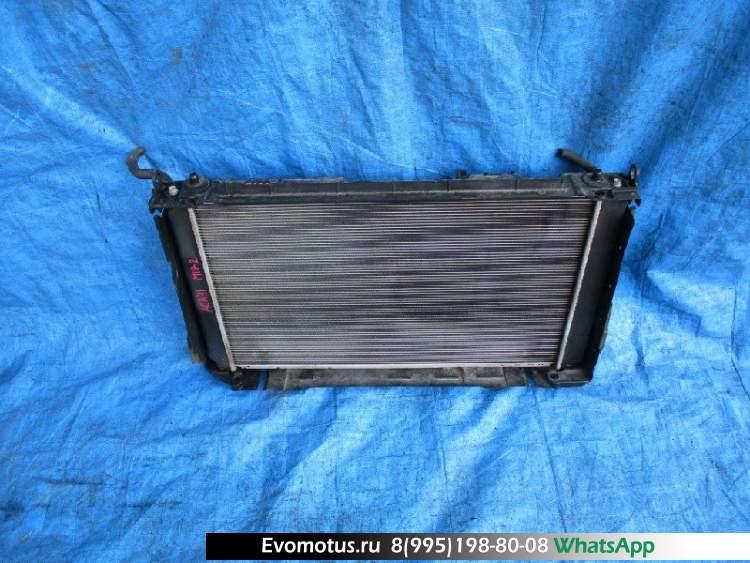 Радиатор двигателя  2AZ TOYOTA RAV4 ACA31  (Тойота Рав 4)